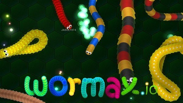 Скриншот Wormax.io для Android