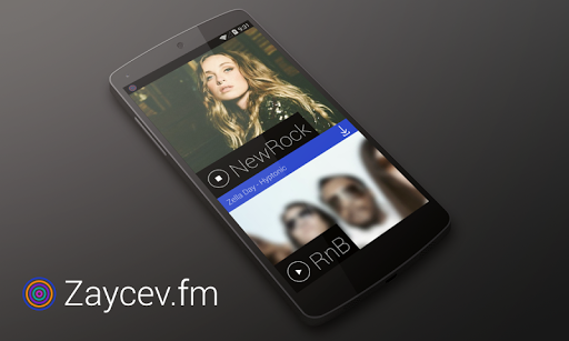 Скриншот Zaycev.fm – онлайн радио для Android