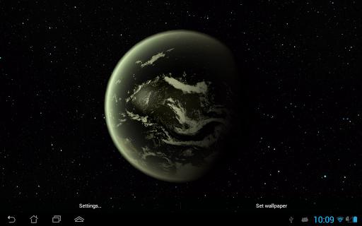 Скриншот Земля HD Deluxe для Android