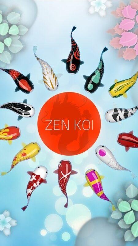 Скриншот Zen Koi для Android
