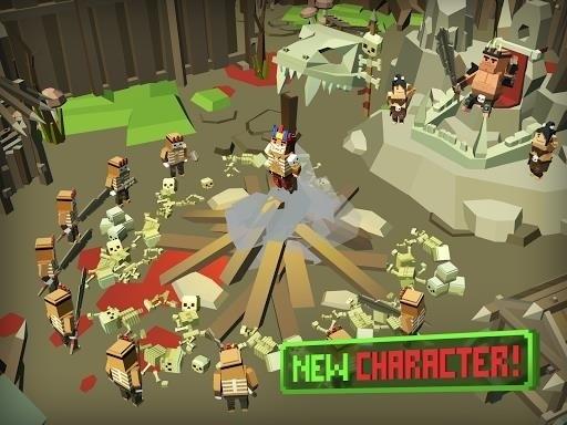 Скриншот ZIC: Зомби в городе для Android