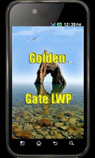 Скриншот Золотые Ворота LWP / Golden Gate Live Wallpaper для Android