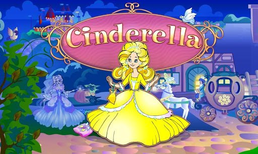 Скриншот Золушка: Сказки для Детей для Android