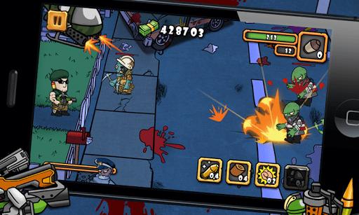 Скриншот Zombie Age для Android