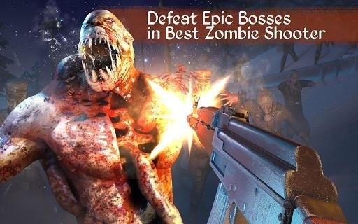 Скриншот Zombie Call: Trigger Shooter для Android