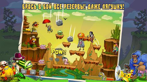 Скриншот Zombie Harvest для Android