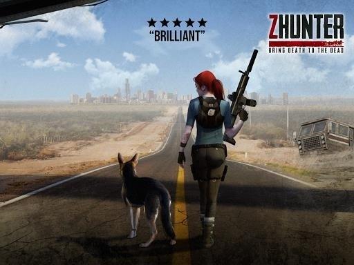 Скриншот Zombie Hunter: Apocalypse для Android