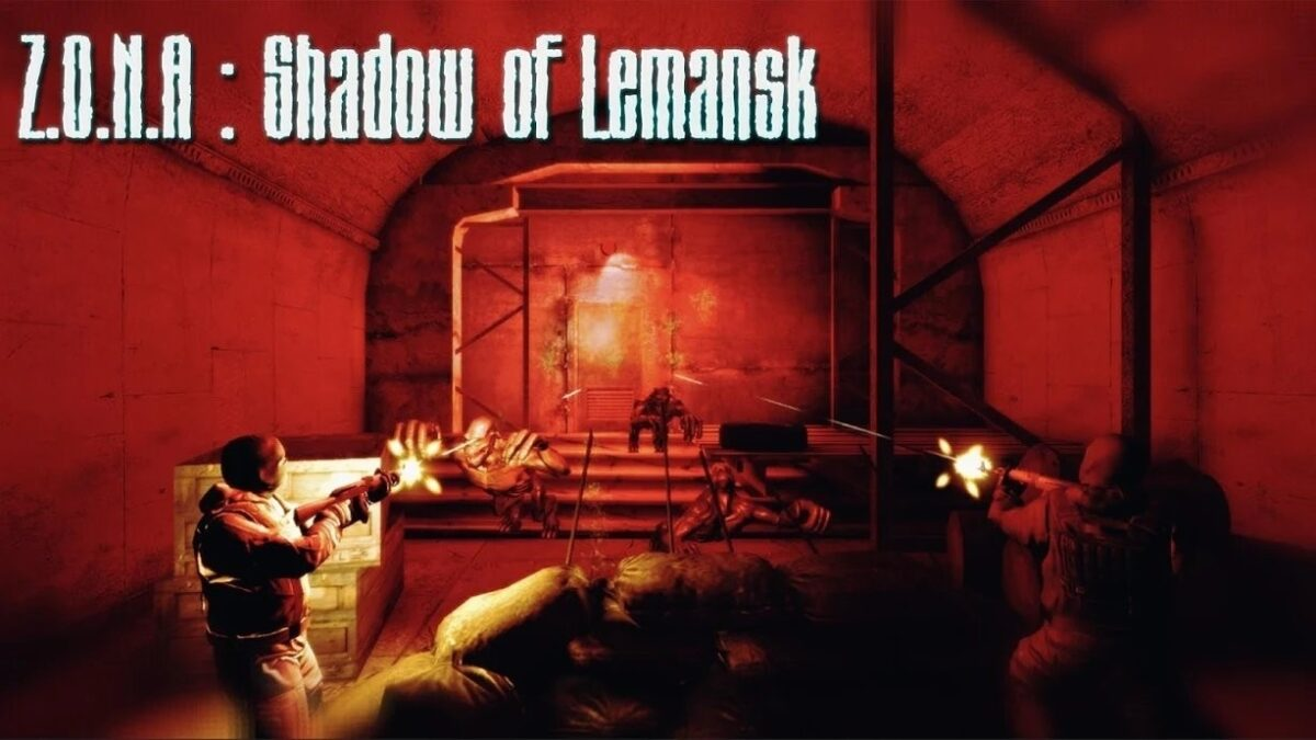 Скриншот Z.O.N.A Shadow of Lemansk для Android