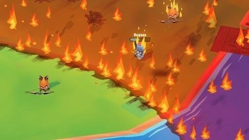 Скриншот Zooba: Zoo Battle Arena для Android